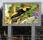 P10 Led Billboard Display , LED Signage Advertising Display For Mobile Media Manufactures