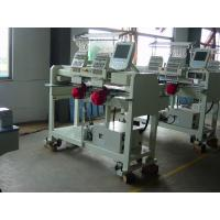 Two Heads Cap Embroidery Machine , Large Embroidery Machine ( Ready Made Garment ) Series Manufactures