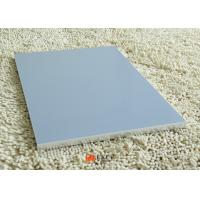 Scratch Resistance 18mm / 25mm Melamine UV MDF Board With ISO9001 / ISO14001 Manufactures