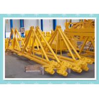 Potain Tower Crane Mast Section , High Standard Mast Section Manufactures