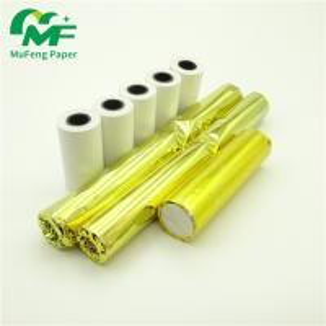 The Newest aluminum foil roll stock lot aluminum foil paper roll