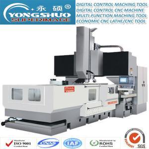 China Gantry CNC Machining Center Big Scale Gantry CNC Machine Tool Gantry CNC Lathe on sale