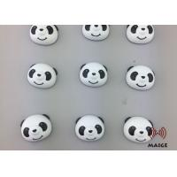 China Panda Shape EAS Hard Tag Customized Frequency Apply To Children Clothing on sale