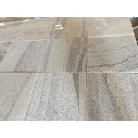 Viscount White Vein Light Grey Grey Granite Bathroom Tiles For Swimming Poor Manufactures