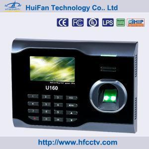 Web Based Fingerprint Time Attendance Suport External Printer (HF-U160) Manufactures