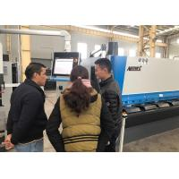 Hydraulic Variable Rake Guillotine Shearing Machine For Metal Sheet CE Certification Manufactures