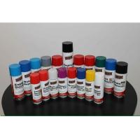 China Aeopak All Purpose Aerosol Spray Paint Quick Drying With Excellent Adhesive on sale