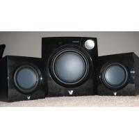 2.1 Special offer multimedia speaker with USB/SD,FM speaker system H-2100 Manufactures