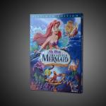 wholesale disney the little mermaid dvd,movie supplier wholesaler Manufactures