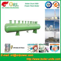 Chain Grate Boiler Drum / Drum Boiler High Capacity with Energy Saving Manufactures