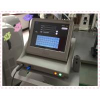 Facial Wrinkle Remove HIFU Machine Intensity Focused 4.5mm Action Depth with 3 Heads