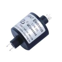 Pins Slip Ring  2circuits @ 25A Large Current , No Mercury , Speed Up to 300 rpm Continuous for Packing Machine Manufactures