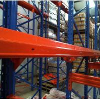 Industrial Drive In Drive Through Racking System Heavy Duty Steel Q235 Material Manufactures