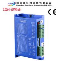 China Low noise 6A  Nema 23 32 - bit DSP Control Stability 3 Axis Stepper Motor Driver on sale