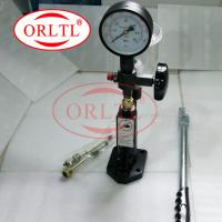 bosch common rail injector nozzle tester S80H diesel Universal validator S60H fuel injection pump calibration machine Manufactures