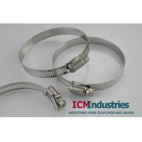 China 2015 hot sale worm drive hose clamp american type on sale