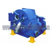 China 2 Phase Food Starch Separator , Dewatering Scraper Centrifuge on sale