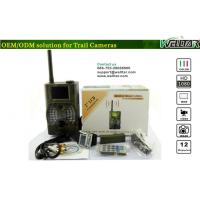 China Wireless Wildlife Camera , MMS Live Video For Deer Hunting on sale