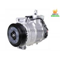 Zinc Aluminum Alloy Auto Parts Compressor For Mercedes - Benz E - Class Manufactures