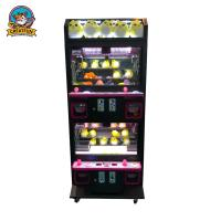 China Stand Up Toy Crane Machines , Keymaster Sneaker Machine Multi Color on sale
