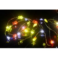 Copper Wire LED Fairy Lights warm white smd easter battery operated Led copper wire lights Manufactures