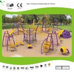 Outdoor Indoor Playground Amusement Park (KQ9163A) Manufactures