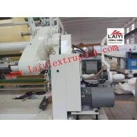 High Load Film Laminating Machine Anti Vibration 380V For non-woven fabric Manufactures