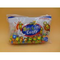 Adults / Kids Low Calorie Candy Multi Fruit Flavor Personalized Candy XL-014 Manufactures
