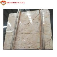 China New Product Sofitel Gold Marble Tile and Slab Beige Marble on sale