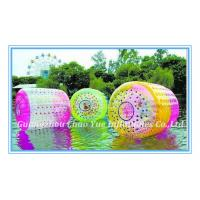 Buy cheap Durable Water Blow Up Toys Inflatable Roller Ball With 1.0mm PVC (CY-M2126) from wholesalers