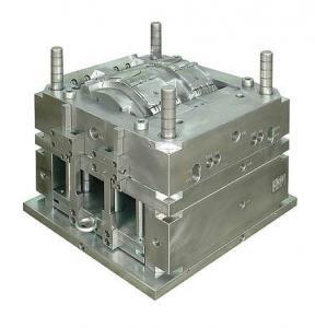 Professianal Double cavity 56HRC EDM finish LKM Mould base S136 Medical Plastic Molding Manufactures