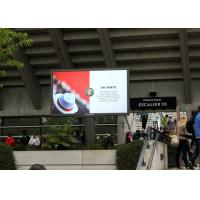 Epstar Chip P10 Outdoor Led Screen , Energy Saving Stadium Led Display Manufactures