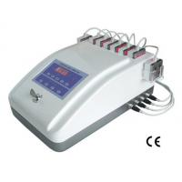 Portable 8 paddles 650nm Diode Laser Lipo Machines for Good Body Contouring Manufactures