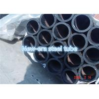 China 1 - 30mm WT Black Seamless Line Pipe Stable Concentricity API 5L / ASTM A106 Model on sale