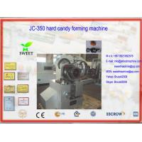 China JC-350 hard candy forming machine on sale