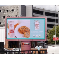 China IP67 7000cd/m2 P6 SMD Outdoor LED Display Billboard on sale