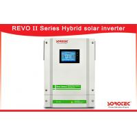 5500W On And Off Hybrid pure sine wave Inverter With Wi-Fi Function For Home Use Manufactures