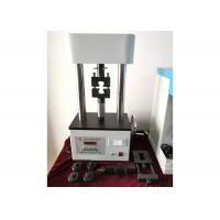 Single Chip Tensile Strength Testing Machine , Strength Testing Equipment High Tech Manufactures