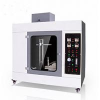 Quality UL94 Flammability Testing Equipment Plastic Vertical Horizontal Combustion Testing Machine for sale
