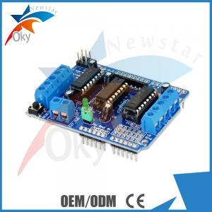 Expansion Board Motor Drive Arduino Sensors Kit 4.5V to 36V DC Manufactures