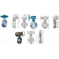Triple Eccentric Metal Sealed Butterfly Valve Manufactures