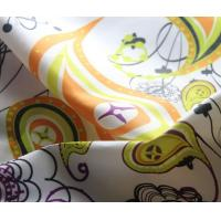 228T polyester taslan fabric with printing and coating Manufactures