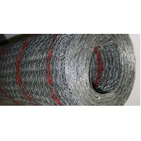 Buy cheap 1-1/2 X 17 Ga Self-Furred Woven Stucco Netting Hot Dipped Galvanized from wholesalers