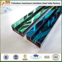201 ISO Approved Colorful Stainless Steel Welded Tube Manufactures