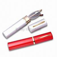 Pen Case Style, Elegant Rimless Reading Glasses with +1.25 Magnification Strength Manufactures