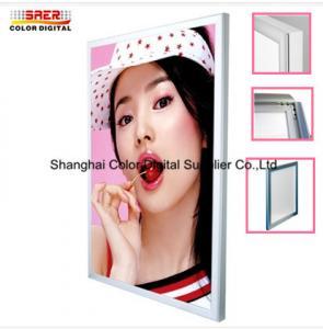 China Super - slim Advertising Light Boxes / Ultra Thin LED Light Box on sale