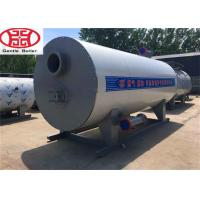 Gas And Oil Fired Heat Transfer Thermal Hot Oil Fluid Boiler for paper industry Manufactures