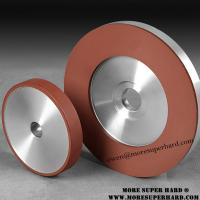 China Resin diamond grinding wheel for glass, pcd/pcbn tools grinding on sale