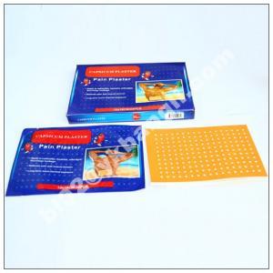 China Capsicum Plaster on sale