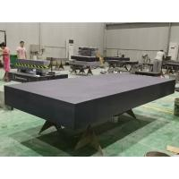 China High Precision Granite Surface Plate 0.001mm For Coordinate Measuring Machine on sale
